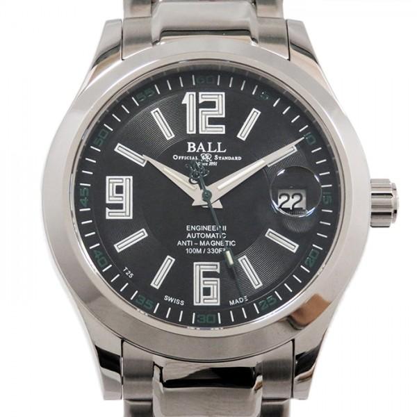 ボールウォッチ BALLWATCH その他 エンジニアII NM1020C-S4J-BK ブラック文字盤 メンズ 腕時計 【新品】