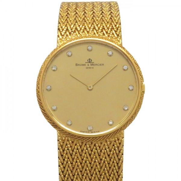 ボーム&メルシエ BAUME&MERCIER その他 ボーム&メルシエ 15161.9 シャンパン文字盤 メンズ 腕時計 【新品】