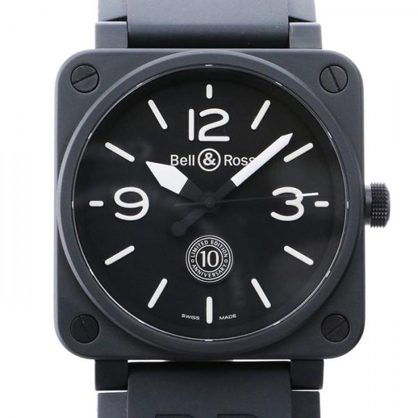ベル&ロス BELL&ROSS その他 BR01-92 10周年記念限定 BR0192-10TH-CE ブラック文字盤 メンズ 腕時計 【新品】