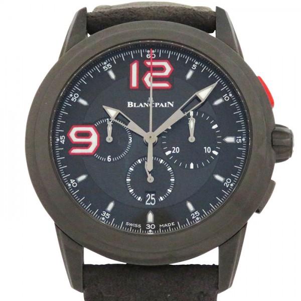 ブランパン BLANCPAIN その他 ランボルギーニ スーパートロフェオ2009 世界限定300本 N560ST011D030N052B ブラック文字盤 メンズ 腕時計 【中古】