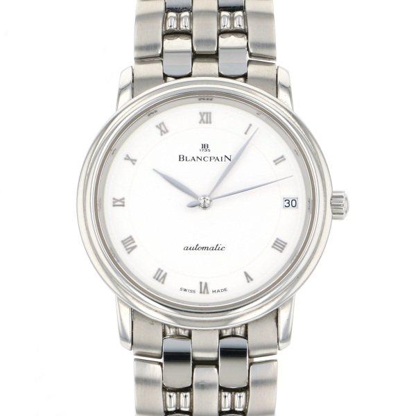 ブランパン BLANCPAIN その他 B1151-1127-11 ホワイト文字盤 メンズ 腕時計 【中古】