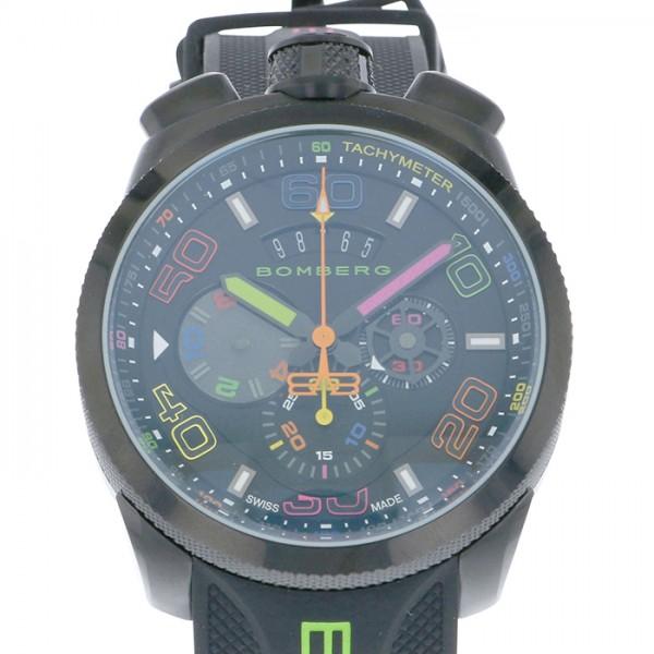 ボンバーグ BOMBERG その他 クロマ ネオン BS45CHPBA0493 ブラック文字盤 メンズ 腕時計 【新品】