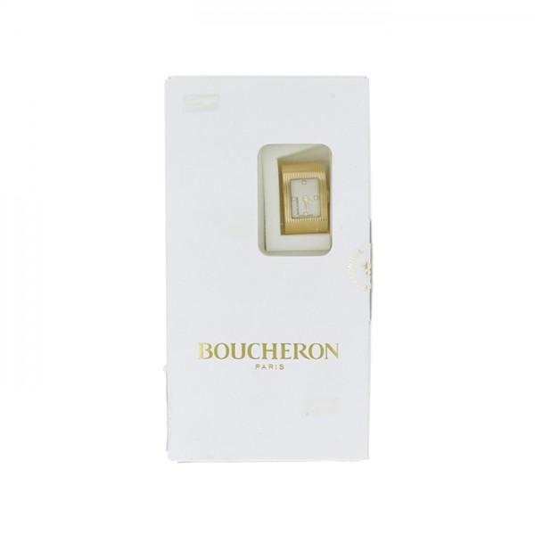 ブシュロン BOUCHERON その他 リフレ WA009514 シルバー文字盤 レディース 腕時計 【新品】