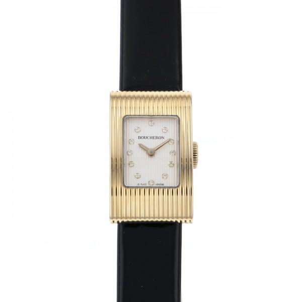ブシュロン BOUCHERON その他 リフレ WA009513 ホワイト文字盤 レディース 腕時計 【新品】