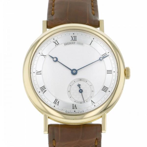 ブレゲ BREGUET クラシック 5140BA/12/9W6 シルバー文字盤 メンズ 腕時計 【新品】