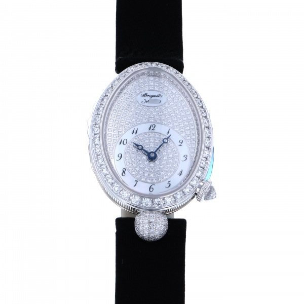 ブレゲ BREGUET クイーンオブネイプルズ 8928BB/8D/844/DD0D 全面ダイヤ文字盤 レディース 腕時計 【新品】