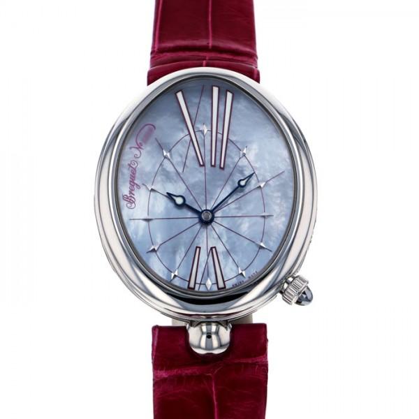 BREGUET 腕時計 クイーンオブネイプルズ ブレゲ 8967ST/G1/986 【新品】 レディース ブルー文字盤