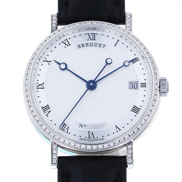 ブレゲ BREGUET クラシック 9068 9068BB/12/976/DD00 シルバー文字盤 メンズ 腕時計 【新品】