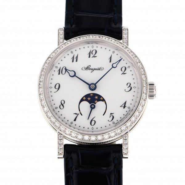 無料配達 ブレゲ ブレゲ 腕時計 Breguet クラシック ムーンフェイズレディ 新品 9088BB/29/964 DD0D ホワイト文字盤 新品 腕時計 レディース, ウッディライフ:8231126f --- unlimitedrobuxgenerator.com
