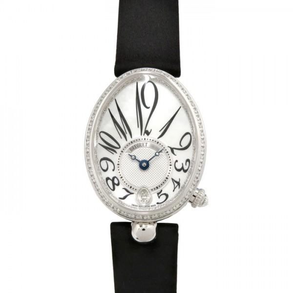 ブレゲ BREGUET クイーンオブネイプルズ 8918BB/58/864D00D ホワイト文字盤 レディース 腕時計 【新品】