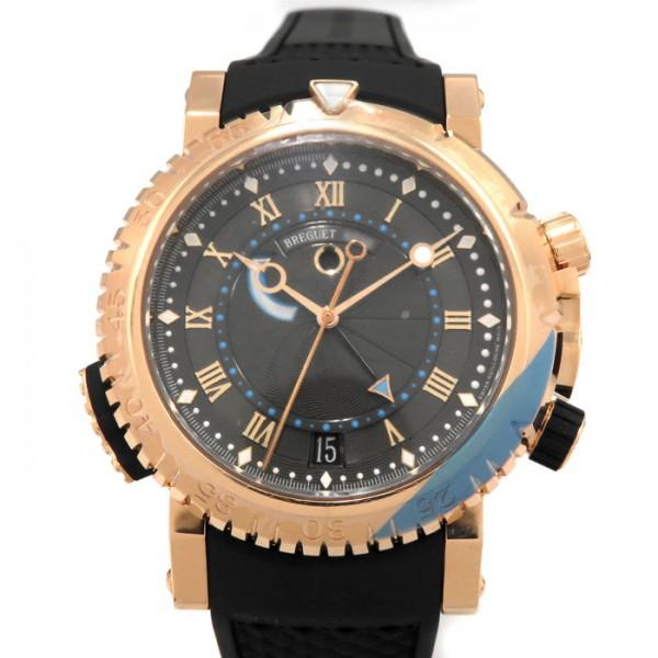 ブレゲ BREGUET マリーン ロイヤル 5847BR/Z2/5ZV グレー文字盤 メンズ 腕時計 【新品】