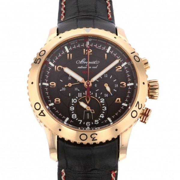 【全品 ポイント10倍 4/9~4/16】ブレゲ BREGUET その他 タイプ XXII 3880BR/Z2/9XV ブラウン文字盤 メンズ 腕時計 【中古】
