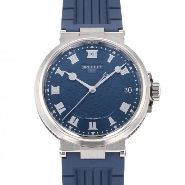 【初回限定お試し価格】 ブレゲ Breguet Breguet マリーン 5517BB 新品 ブレゲ/Y2/5ZU ブルー文字盤 新品 腕時計 メンズ, コトウチョウ:80addb14 --- easyacesynergy.com