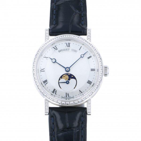 ブレゲ BREGUET クラシック ムーンフェイズ レディ 9088BB/52/964 DD0D ホワイト文字盤 レディース 腕時計 【新品】