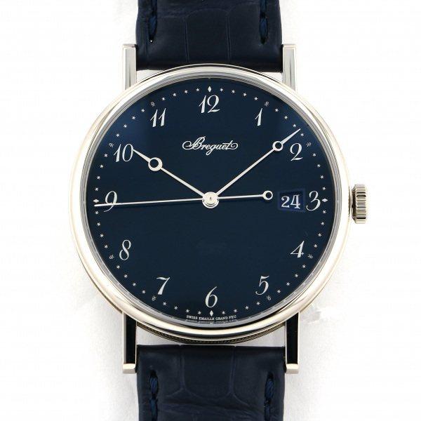 ブレゲ BREGUET クラシック 5517BB/2Y/9V6 ブルー文字盤 メンズ 腕時計 【新品】