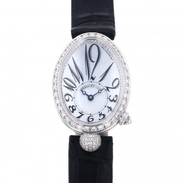 ブレゲ BREGUET クイーンオブネイプルズ 8928BB/5W/944 DD0D ホワイト文字盤 レディース 腕時計 【新品】
