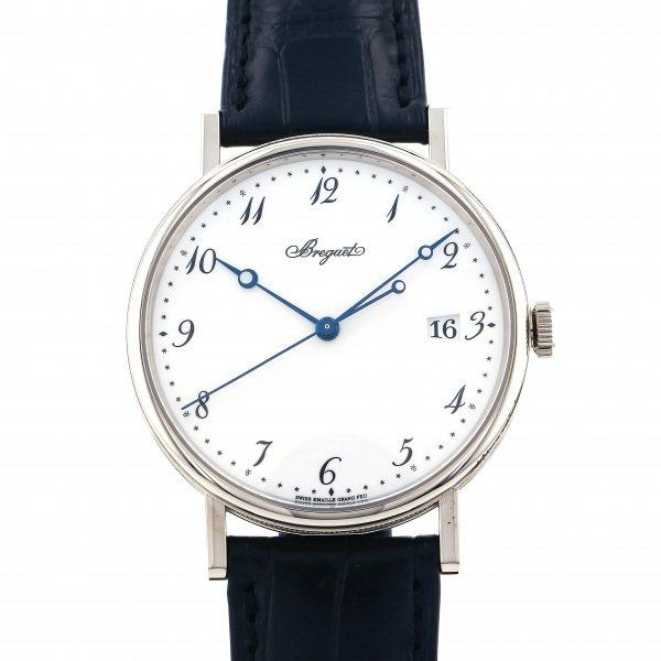 ブレゲ BREGUET クラシック 5177BB/29/9V6 ホワイト文字盤 メンズ 腕時計 【新品】