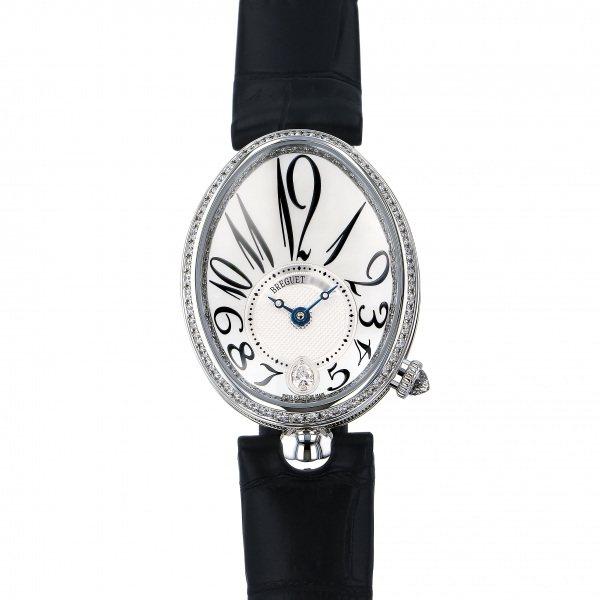 ブレゲ BREGUET クイーンオブネイプルズ 8918BB/58/964 D00D ホワイト文字盤 レディース 腕時計 【新品】
