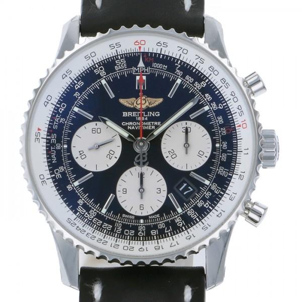 ブライトリング BREITLING ナビタイマー 01 A022B01KBA ブラック文字盤 メンズ 腕時計 【新品】