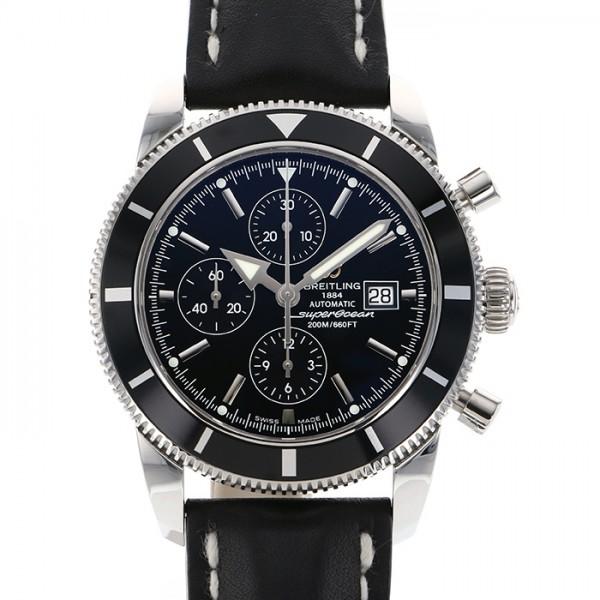 ブライトリング BREITLING スーパーオーシャン ヘリテージ クロノグラフ 46 A272B08KBA ブラック文字盤 メンズ 腕時計 【新品】