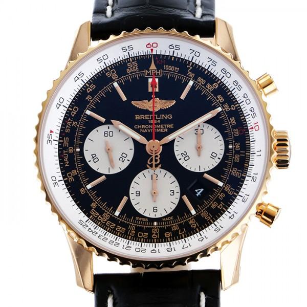 ブライトリング BREITLING ナビタイマー 01 R022B49KBA ブラック/シルバー文字盤 メンズ 腕時計 【新品】