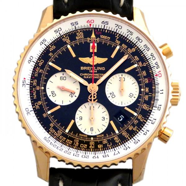 ブライトリング BREITLING ナビタイマー 01 R022B49WBA ブラック文字盤 メンズ 腕時計 【新品】