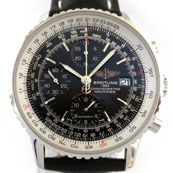 ブライトリング BREITLING ナビタイマー ヘリテージ A113B27KBA ブラック文字盤 メンズ 腕時計 【新品】