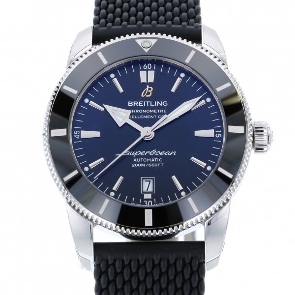 ブライトリング BREITLING スーパーオーシャン ヘリテージ II A202B-1QRC ブラック文字盤 メンズ 腕時計 【新品】
