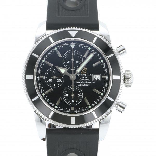 ブライトリング BREITLING スーパーオーシャン ヘリテージ クロノグラフ A272B08ORC ブラック文字盤 メンズ 腕時計 【新品】
