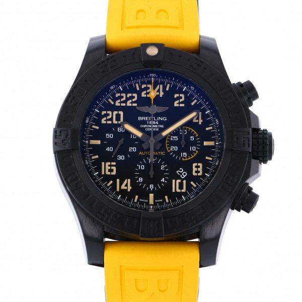 ブライトリング BREITLING アベンジャー ハリケーン XB12101A/BF46 ブラック文字盤 メンズ 腕時計 【中古】