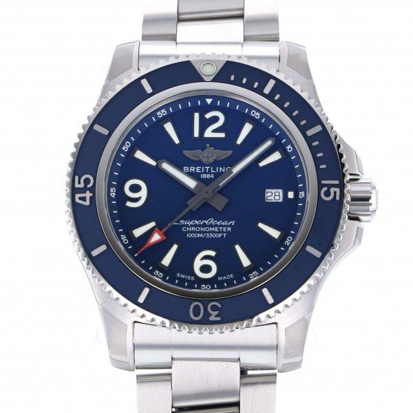 ブライトリング BREITLING スーパーオーシャン オートマチック44 A292C-1PSS ブルー文字盤 メンズ 腕時計 【新品】