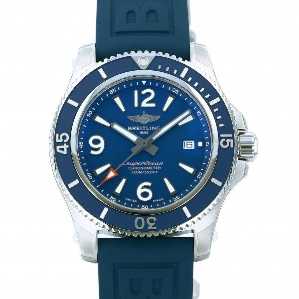 ブライトリング BREITLING スーパーオーシャン 44 A292C-1VRC ブルー文字盤 メンズ 腕時計 【新品】