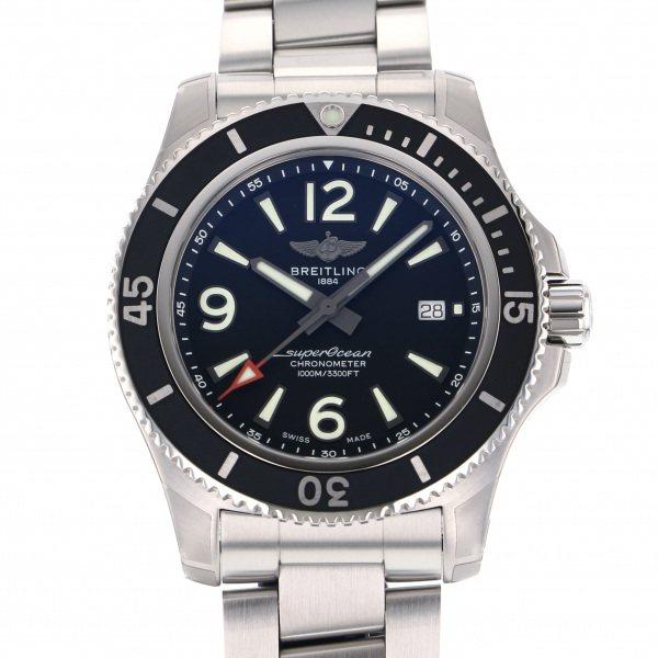 ブライトリング BREITLING スーパーオーシャン オートマチック44 A292B-1PSS ブラック文字盤 メンズ 腕時計 【新品】