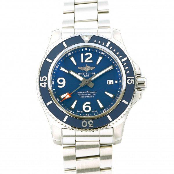 ブライトリング BREITLING スーパーオーシャン 44 A292C-1PSS ブルー文字盤 メンズ 腕時計 【新品】