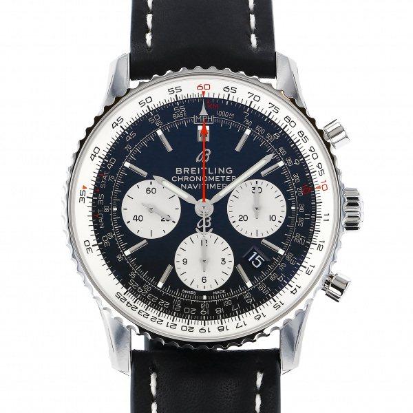 【期間限定ポイント5倍 5/5~5/31】 ブライトリング BREITLING ナビタイマー 1 B01 A022B-1KBA ブラック/シルバー文字盤 メンズ 腕時計 【新品】