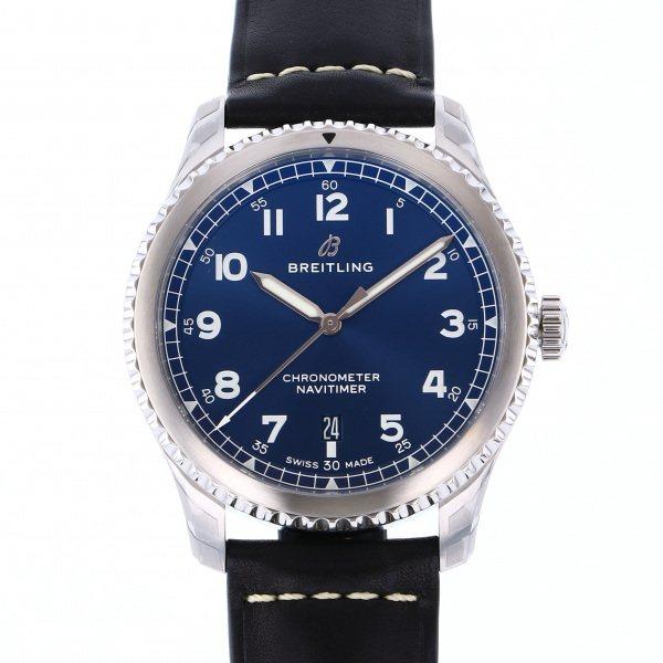 ブライトリング BREITLING ナビタイマー アビエーター8 41 A168C-1LBA ブルー文字盤 メンズ 腕時計 【新品】