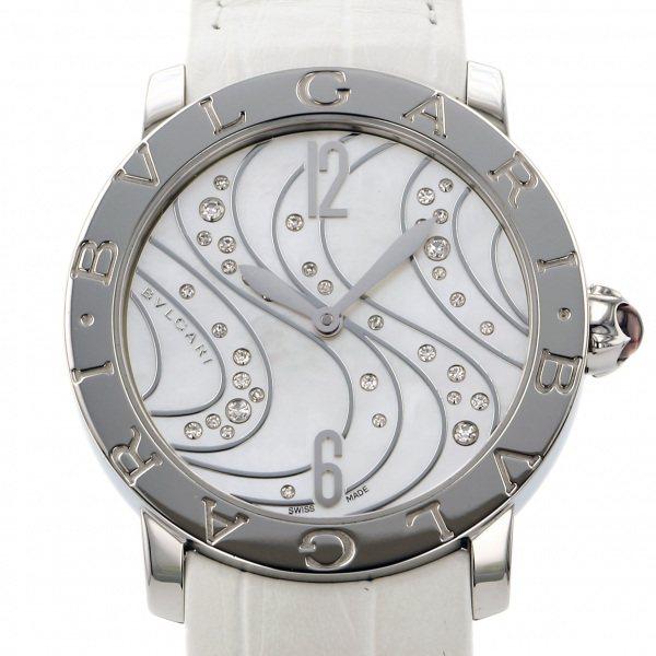 特価 ブルガリ メンズ BVLGARI ブルガリブルガリ BVLGARI BBL37S BBL37S ホワイト文字盤 腕時計 メンズ, KYU:f8bb54ea --- baecker-innung-westfalen-sued.de