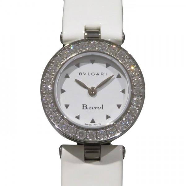 ブルガリ BVLGARI ビー・ゼロワン BZ22WSDL ホワイト文字盤 レディース 腕時計 【新品】