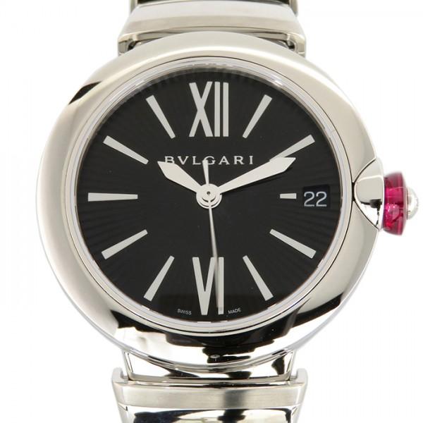 ブルガリ BVLGARI その他 ルチェア LU33BSSD ブラック文字盤 レディース 腕時計 【新品】