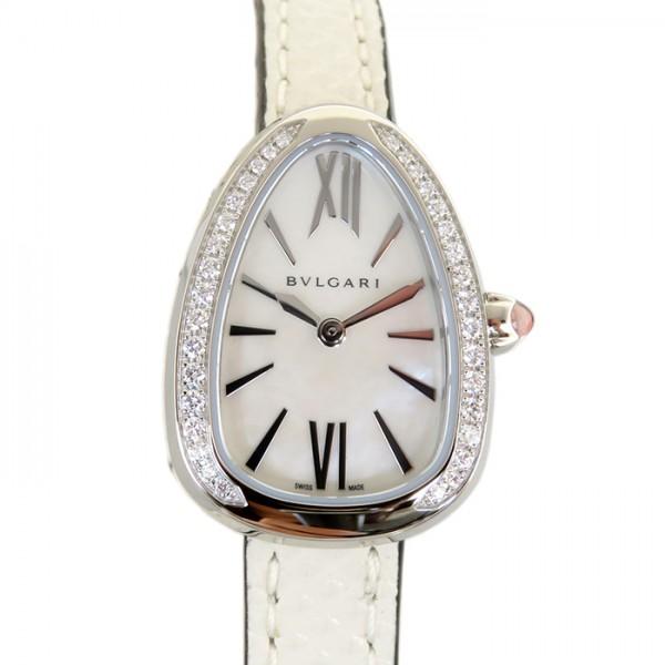 【期間限定ポイント5倍 5/5~5/31】 ブルガリ BVLGARI セルペンティ SPS27WSDL レディース 腕時計 【新品】