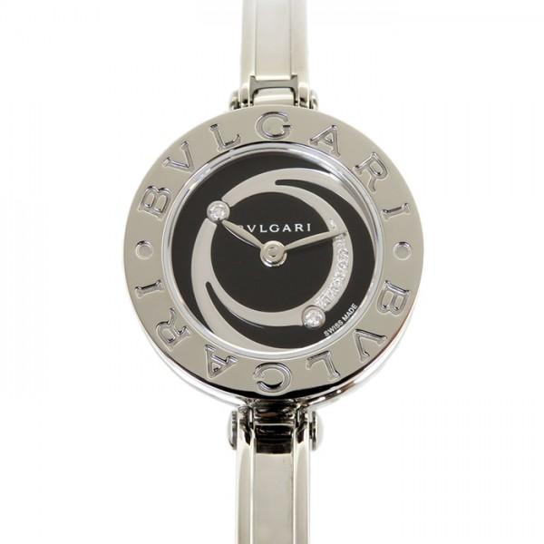 ブルガリ BVLGARI ビー・ゼロワン BZ22RDSS-S ブラック文字盤 レディース 腕時計 【新品】