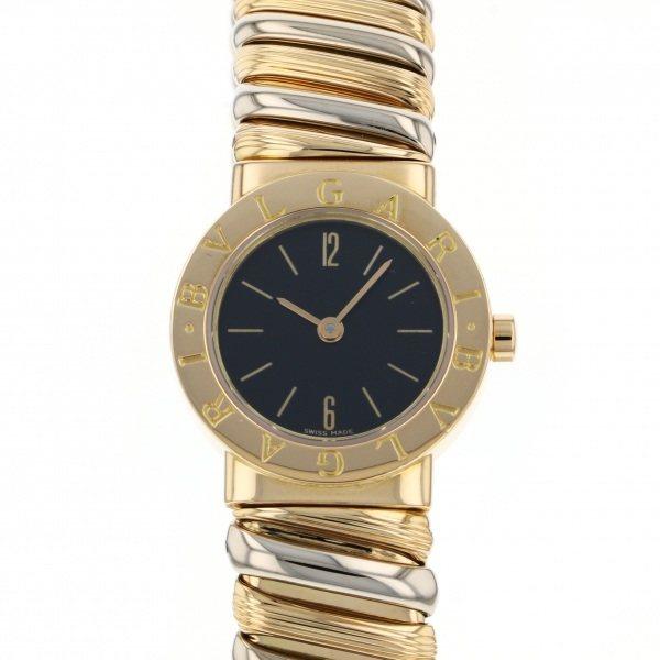 ブルガリ BVLGARI その他 ブルガリブルガリ トゥボガス BB232T ブラック文字盤 メンズ 腕時計 【中古】