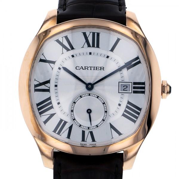 カルティエ CARTIER その他 ドライブ ドゥ カルティエ WGNM0003 シルバー文字盤 メンズ 腕時計 【新品】