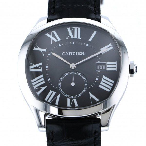 カルティエ CARTIER その他 ドライブ ドゥ カルティエ WSNM0009 ブラック文字盤 メンズ 腕時計 【中古】