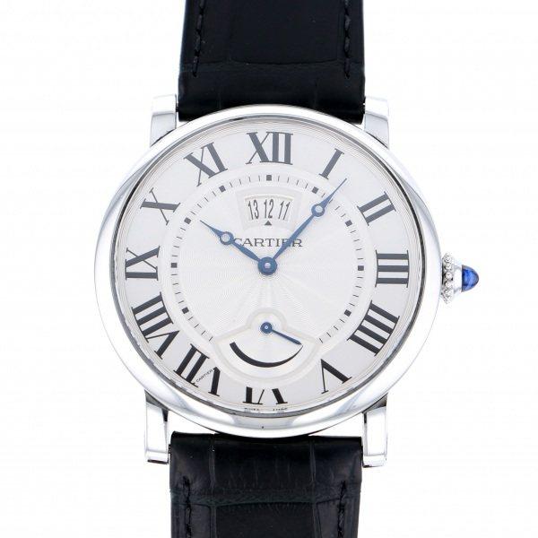 【全品 ポイント10倍 4/9~4/16】カルティエ CARTIER その他 ロトンド ドゥ カルティエ W1556369 シルバー文字盤 メンズ 腕時計 【中古】