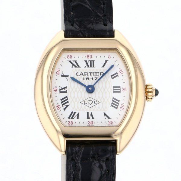 カルティエ CARTIER その他 トノー 150周年記念モデル W15X7456 シルバー文字盤 レディース 腕時計 【中古】
