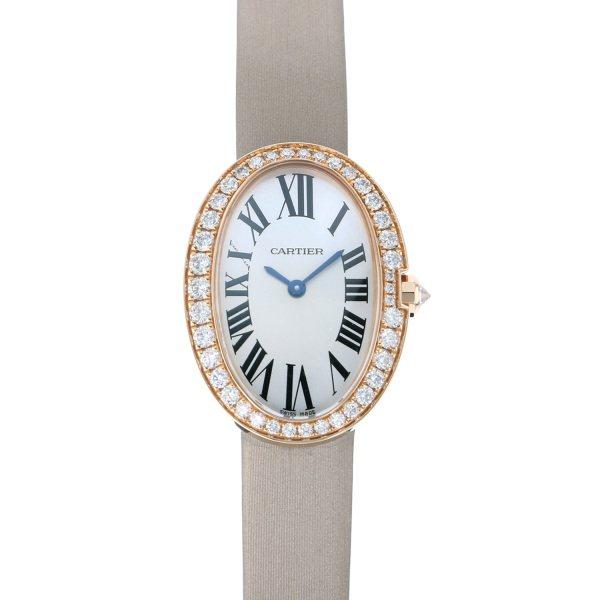 カルティエ CARTIER その他 ベニュワール ウォッチ SM WB520004 シルバー文字盤 レディース 腕時計 【新品】