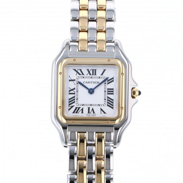 カルティエ CARTIER その他 パンテール ドゥ カルティエ W2PN0007 シルバー文字盤 レディース 腕時計 【新品】