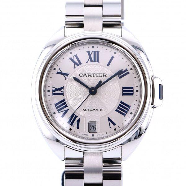 カルティエ CARTIER その他 クレ ドゥ カルティエ WSCL0006 シルバー文字盤 レディース 腕時計 【新品】