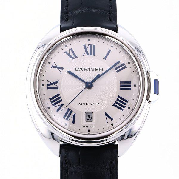 カルティエ CARTIER その他 クレ ドゥ カルティエ WSCL0018 シルバー文字盤 メンズ 腕時計 【新品】